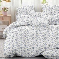 Bed set with continental quilt 230x250 crepe MH52