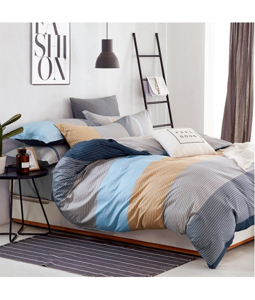 Bed set with quilt 230x250 ranforce MJ64