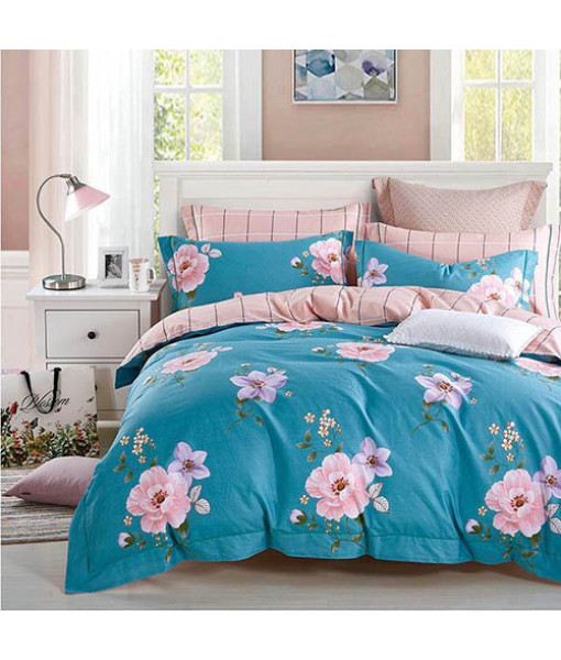 Bed linen satin cotton extra MR01