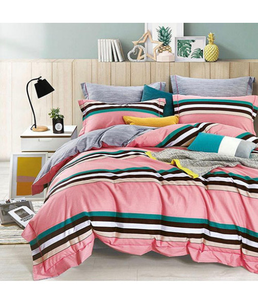 Bed set satin cotton extra MG03