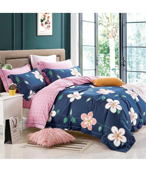 Bed set satin cotton extra MG11