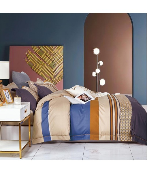 Bed linen satin cotton extra MR73