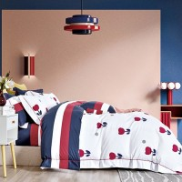 Bed linen satin cotton extra MR20