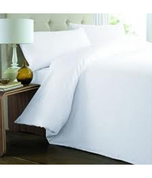 White continental quilt 160x220
