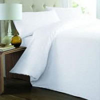 White continental quilt 180x220